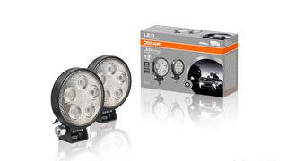 Osram agrega 17 nuevas luces a la familia de conducción y trabajo