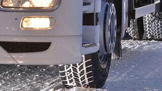 Consejos Goodyear para que el vehículo industrial no pare en invierno