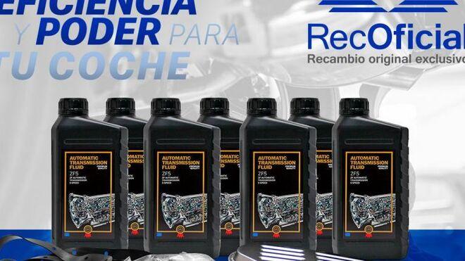 Nuevos kits de mantenimiento para cambios automáticos de RecOficial