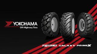 Yokohama Off-Highway Tires, la nueva marca tras la fusión de Yokohama OTR y Alliance Tire Group