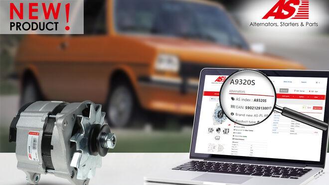 AS-PL incorpora el A9320S a su oferta de alternadores estándar