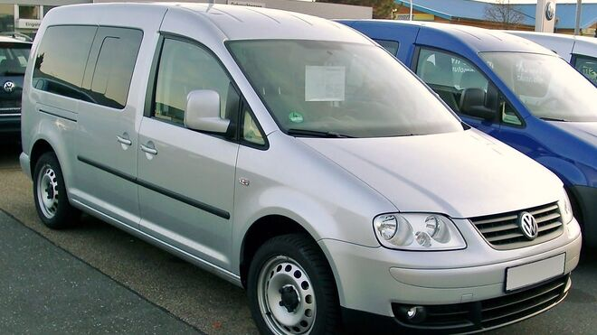 Avería en Volkswagen Caddy con electroventiladores de refrigeración a máxima potencia