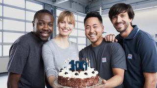 Bosch Car Service celebra su centenario