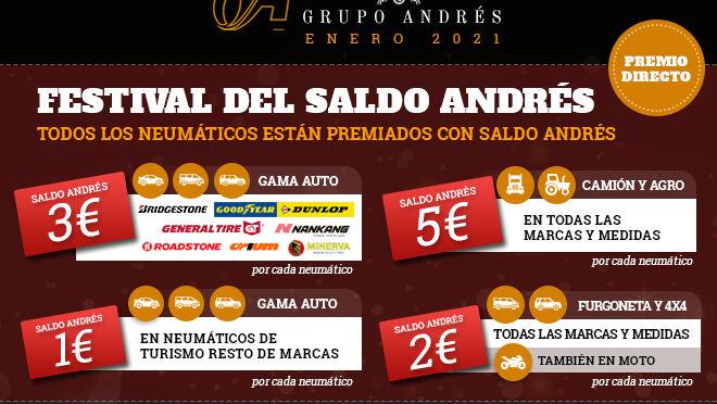Grupo Andrés arranca el año con una nueva Venta Privada para talleres