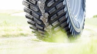 Michelin agrega cinco dimensiones a su gama de neumáticos agrícolas