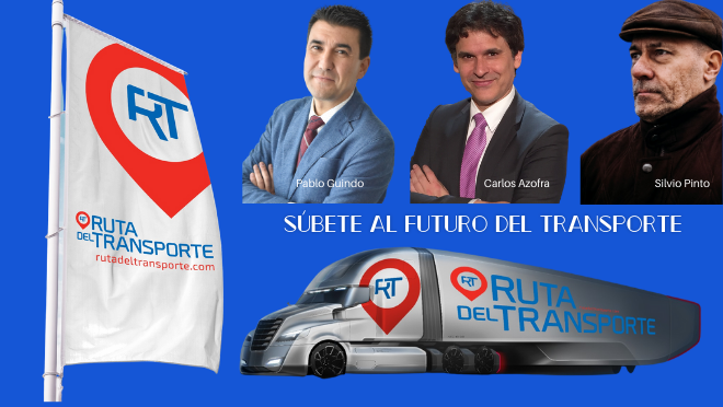 Ruta del Transporte, el nuevo medio de los profesionales del transporte y la logística