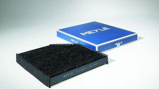 Meyle lanza un filtro de habitáculo que protege frente al polvo fino y los NOx