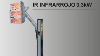 Qué ventajas tiene para el taller usar lámparas de secado por infrarrojos
