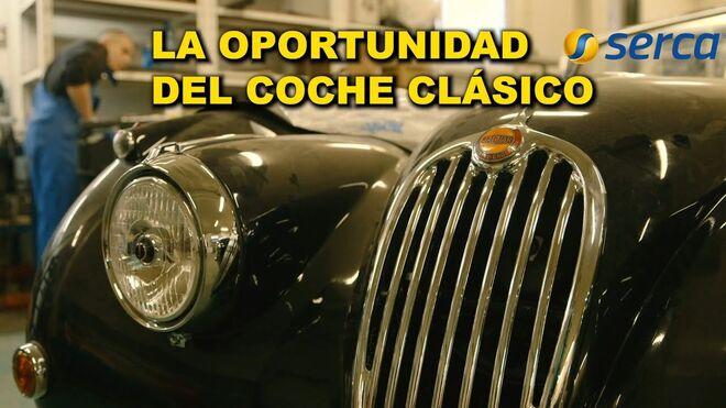El boom de los coches clásicos, ¿una oportunidad para el taller?