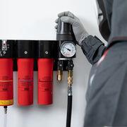 Sata mejora la calidad del aire con su nueva serie 500 de filtros de aire comprimido