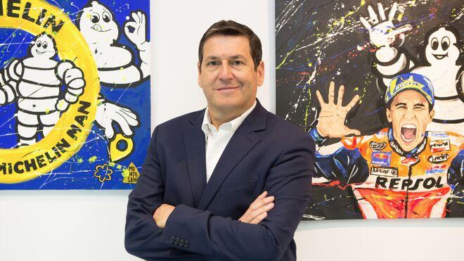 Antonio Crespo asume la dirección comercial de Michelin en España y Portugal