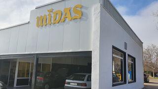 Midas abre un nuevo taller en Azuqueca de Henares (Guadalajara)