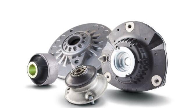 La importancia de las piezas de caucho metal en la amortiguación de vibraciones