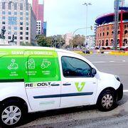 Revoolt será proveedor para la logística de última milla del CC. Arenas de Barcelona