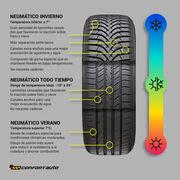 ¿Neumáticos de invierno, verano o todo tiempo? Claves de Confortauto para aconsejar al cliente