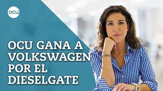 """La OCU gana la batalla legal a Volkswagen por el """"dieselgate"""""""