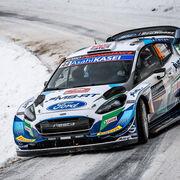 Castrol reconoce el trabajo de los mecánicos españoles en el Rally de Montecarlo