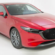 Sustitución de paragolpes con sensores de aparcamiento en el Mazda 3 Zenith Skyactiv 2019