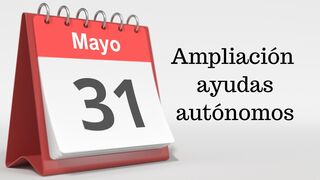 Ampliado hasta el 31 de mayo el plazo de ayudas a autónomos por Covid-19