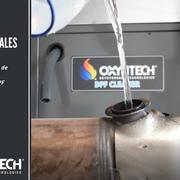 Testimonios de talleres tras la compra de una máquina de limpieza de filtros de partículas Oxyhtech