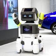 ¿Un robot para atender en el concesionario o el taller?