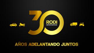 Rodi Motor Services celebra su 30º aniversario