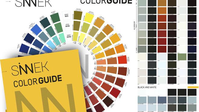 Nuevo círculo cromático de Sinnek para optimizar la comprensión de la colorimetría