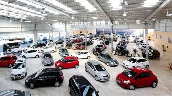 Desplome histórico del 51,5% en las matriculaciones de automóviles en enero
