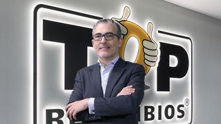 Luis Hernández, nuevo director comercial de Top Recambios