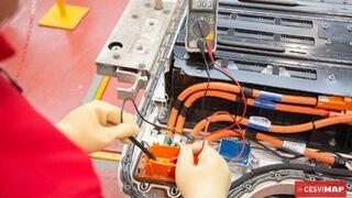 Cesvimap recibe 250.000 euros del CDTI para crear baterías eléctricas recicladas