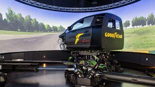 Goodyear estrena simulador dinámico para neumáticos en Colmar-Berg (Luxemburgo)