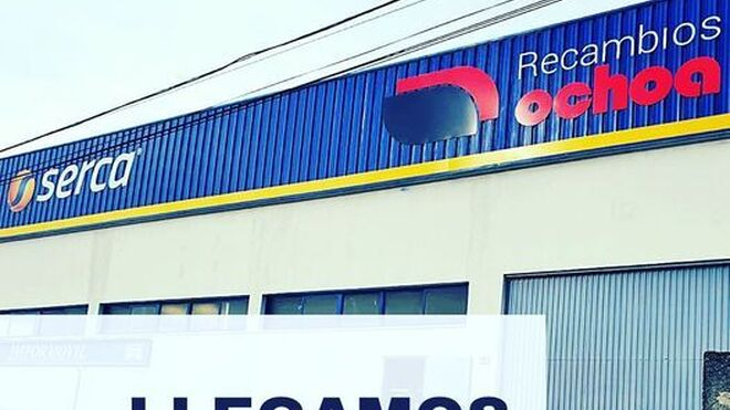 Recambios Ochoa abre un nuevo punto de venta en A Coruña