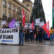 Los talleres navarros, llamados a la huelga tras romperse las negociaciones para el convenio