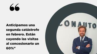 """Faconauto: """"Anticipamos una segunda catástrofe en febrero: las visitas al concesionario están cayendo el 60%"""""""