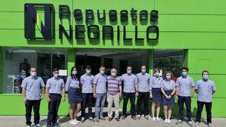 Repuestos Negrillo, nueva tienda asociada de Andel en Tomelloso (Ciudad Real)