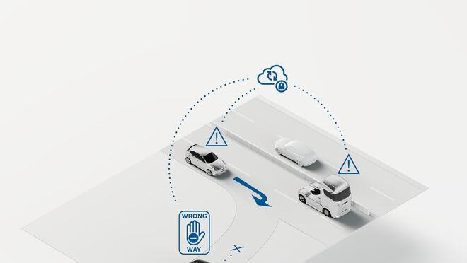 Bosch equipa su salvavidas Wrong-way Driver Warning en varios modelos de Skoda