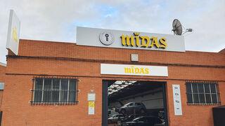 Midas abre un nuevo taller de mantenimiento integral en Palencia