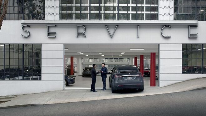 Europa obliga a Tesla a abrir su plataforma de reparación a los talleres independientes