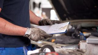 El INE confirma la subida en los precios del taller del 2,2% en 2020