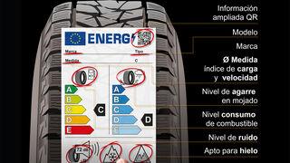 Confortauto descifra las claves del nuevo etiquetado europeo de neumáticos