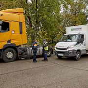 Euromaster amplía a toda la mecánica la cobertura en carretera a camiones y semirremolques