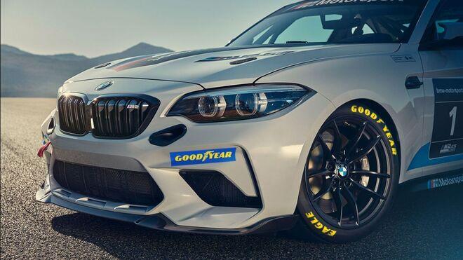 Goodyear, neumático oficial de la nueva Copa BMW M2