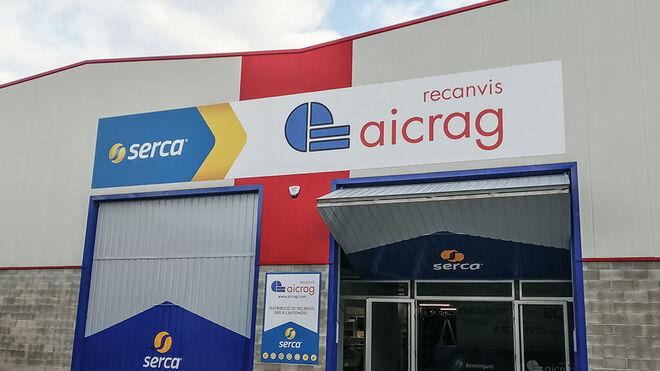 Recanvis Aicrag tiene una nueva delegación en Igualada (Barcelona)