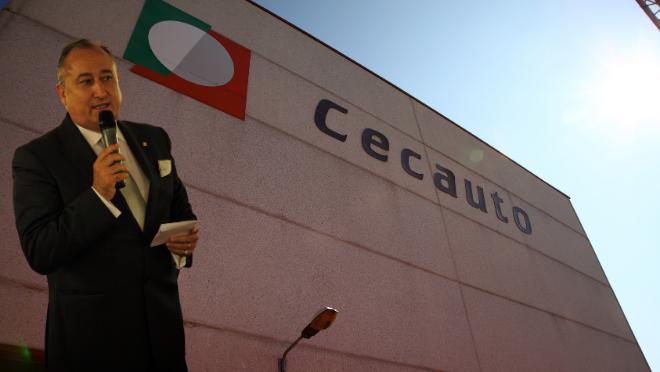 Cecauto renuncia a Madrid