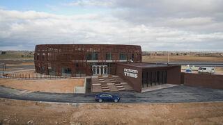 Así luce el nuevo Centro de Pruebas de Nokian Tyres en España