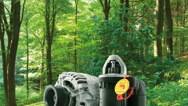 Bosch dejó de emitir 7.400 tm de CO2 en 2019 con su programa Bosch eXchange