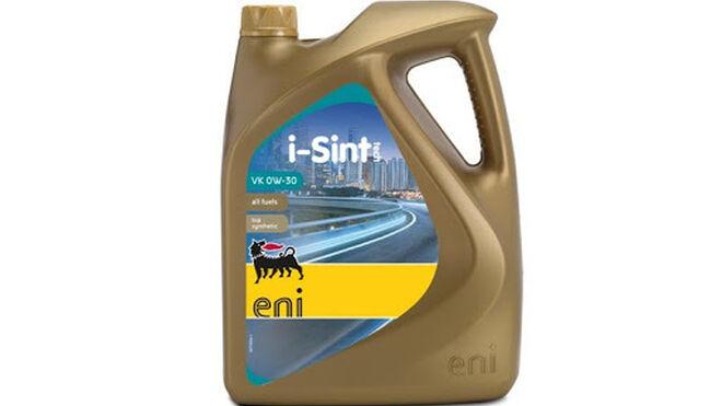 Nuevo lubricante Eni i-Sint tech VK 0W30