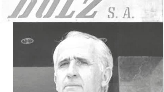 Fallece Jesús Dolz Tirado, ex director de Industrias Dolz, a los 85 años de edad