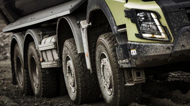 Michelin X Works agrega un neumático con capacidad de carga de diez toneladas
