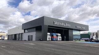 Levante Trucks, nuevo concesionario Mercedes para autobuses y camiones en Alicante